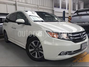 Foto venta Auto Usado Honda Odyssey Touring (2015) color Blanco precio $425,000