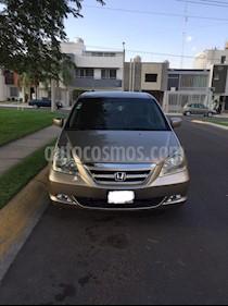 Foto venta Auto usado Honda Odyssey Touring (2007) color Bronce precio $149,500
