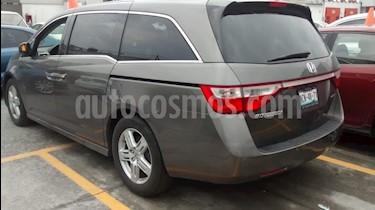 Foto venta Auto Seminuevo Honda Odyssey Touring (2011) color Gris Humo precio $225,000