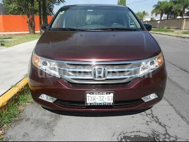 Foto venta Auto Seminuevo Honda Odyssey Touring (2012) color Rojo precio $290,000