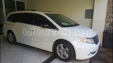 Foto venta Auto usado Honda Odyssey Touring (2013) color Blanco precio $300,000