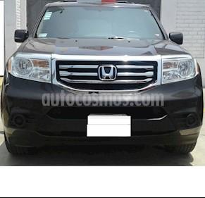 Foto venta Auto usado Honda Pilot 3.5L LX 4x2 (2012) color Marron precio u$s18,900