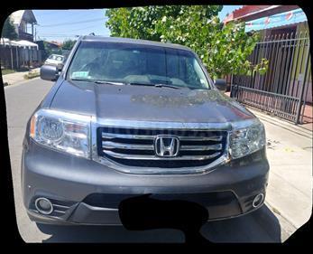 Foto venta Auto usado Honda Pilot 3.5L LX  (2012) color Gris Metalico precio $12.500.000