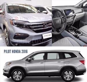 foto Honda Pilot EX