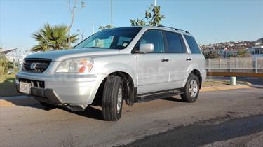 Foto venta Auto usado Honda Pilot EX (2003) color Plata precio $95,000
