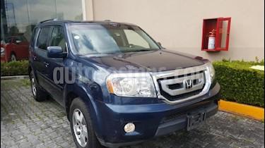 Foto venta Auto Seminuevo Honda Pilot EX (2011) color Azul precio $223,000