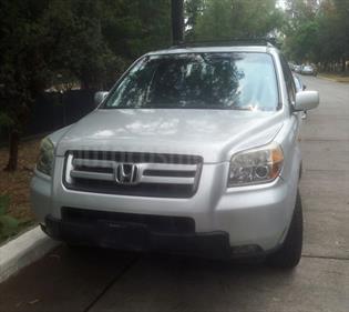 Foto venta Auto usado Honda Pilot EXL (2007) color Plata Sparkling precio $105,000