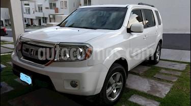 Foto venta Auto Seminuevo Honda Pilot EXL (2011) color Blanco precio $210,000