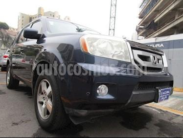 Foto venta Auto Usado Honda Pilot EXL (2009) color Azul Mora precio $170,000
