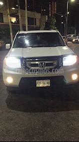 Foto venta Auto Seminuevo Honda Pilot Touring SE (2011) color Blanco Marfil precio $205,000