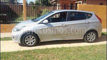 Foto venta Auto usado Hyundai Accent HB 1.4 GLS 5P (2013) color Gris precio $5.700.000