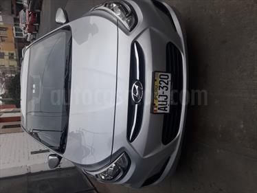 Hyundai Accent Sedan 1.4L GL Basico usado (2017) color Plata precio u$s14,500