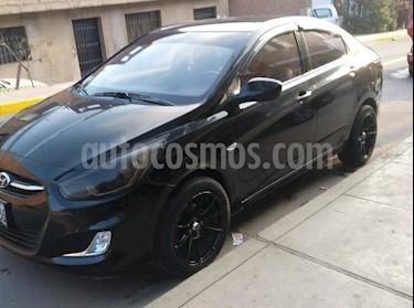 Foto venta Auto usado Hyundai Accent Sedan 1.4L GL Basico (2016) color Negro precio u$s11,500