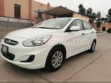 Hyundai Accent Sedan 1.6L GLS usado (2010) color Blanco precio u$s4,500