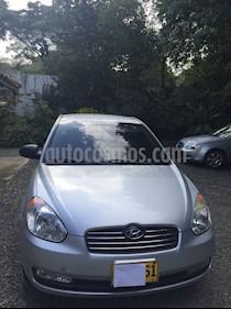 Foto venta Carro Usado Hyundai Accent Vision GLS 1.4L (2006) color Plata precio $17.000.000