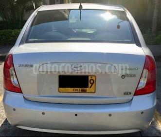 Foto Hyundai Accent Vision GLS 1.6L usado (2009) color Plata precio $19.000.000