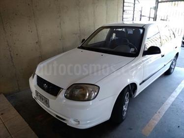 Foto venta Auto usado Hyundai Accent 1.3 (2004) color Blanco precio $2.900.000