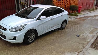 Foto venta Auto usado Hyundai Accent 1.4 GL (2015) color Blanco Cristal precio $6.400.000