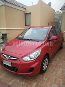 foto Hyundai Accent 1.4 GL usado (2014) color Rojo precio $6.000.000