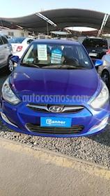 Hyundai Accent 1.4L GL Full usado (2012) color Azul precio $5.500.000