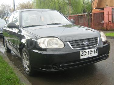 Foto Hyundai Accent 1.5 GL Diesel