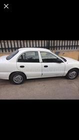 Foto venta Auto usado Hyundai Accent 1.5 GLS (1997) color Blanco precio $700.000