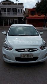 Foto venta Auto Usado Hyundai Accent 1.6 Ac (2014) color Blanco precio u$s16.000