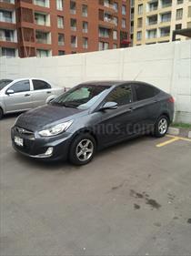 Foto venta Auto usado Hyundai Accent 1.6 GL Aut (2013) color Gris Carbono precio $6.250.000