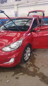 Foto venta Auto usado Hyundai Accent GL Sport Aut  (2015) color Rojo precio u$s11,000