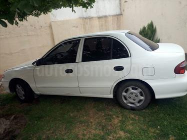 Foto venta Auto Usado Hyundai Accent GLS 5P Aa (1998) color Blanco precio $55.000