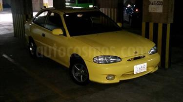 Foto venta carro usado Hyundai Accent GS Auto. (1999) color Amarillo precio u$s1.300