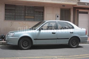 Foto venta Carro usado Hyundai Accent GYRO GLS (2005) color Azul precio $16.000.000
