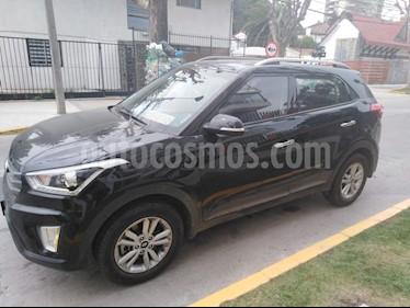 Hyundai Creta 1.6L GLS 2AB ABS  usado (2017) color Negro precio $10.500.000