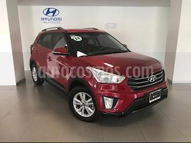 Foto venta Auto Seminuevo Hyundai Creta GLS Aut (2018) color Rojo precio $284,000