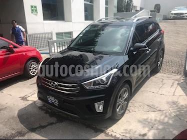 Foto venta Auto Seminuevo Hyundai Creta GLS PREMIUM TA (2017) color Negro precio $302,900