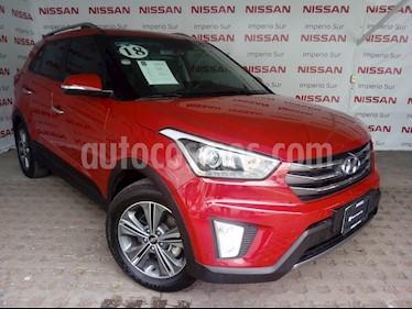 Foto venta Auto Usado Hyundai Creta Limited Aut (2018) color Rojo precio $310,000
