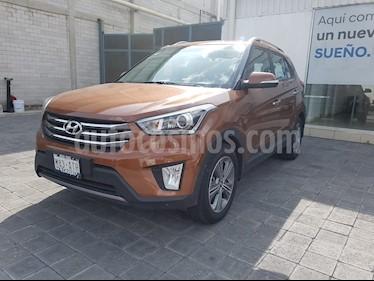 Foto venta Auto Usado Hyundai Creta Limited Aut (2018) color Cafe precio $310,000