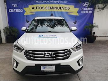 Foto venta Auto Seminuevo Hyundai Creta Limited Aut (2018) color Blanco precio $335,000