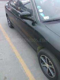 Foto venta Auto Usado Hyundai Elantra  1.6 GLS 4P (2000) color Verde Oscuro precio u$s3,500