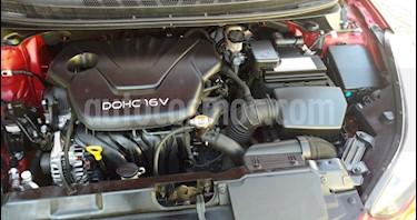 Hyundai Elantra 1.6 GLS  usado (2014) color Rojo precio $7.500.000