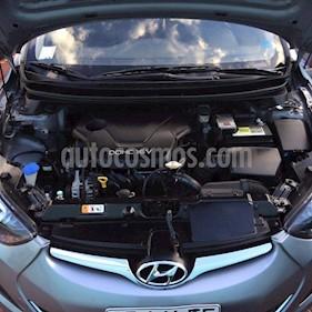 Hyundai Elantra 1.6 GLS  usado (2014) color Gris precio $63.000.000