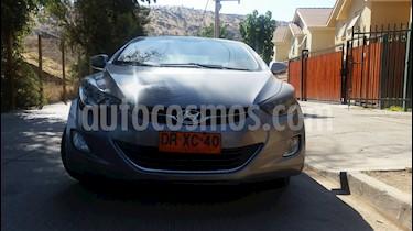Hyundai Elantra 1.6L GL usado (2012) color Gris precio $11.000.000