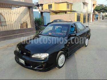 Foto venta Auto usado Hyundai Elantra  1.6L GLS Style (94) color Negro precio u$s2,980