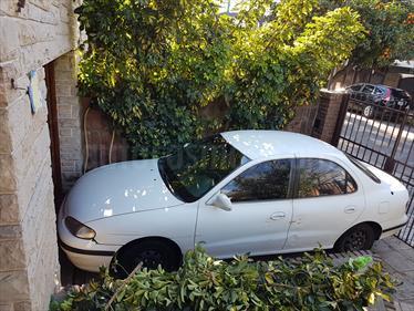 Foto venta Auto usado Hyundai Elantra 1.8 GLS 4P Full (1996) color Blanco precio $62.500