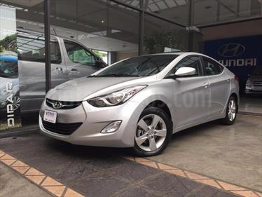 Foto venta Auto Usado Hyundai Elantra 1.8 GLS (2014) color Gris Claro precio $410.000