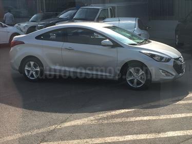 Hyundai Elantra Coupe usado (2014) color Plata precio $8.500.000