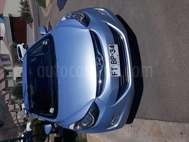 Foto venta Auto usado Hyundai Elantra GLS 1.6 Plus  (2013) color Celeste precio $7.400.000