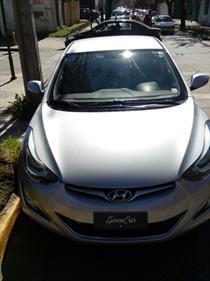 Foto venta Auto usado Hyundai Elantra GLS 1.6 Plus  (2014) color Blanco precio $9.100.000
