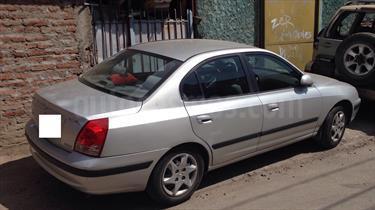 Foto venta Auto usado Hyundai Elantra GLS 1.6  (2005) color Gris precio $2.900.000