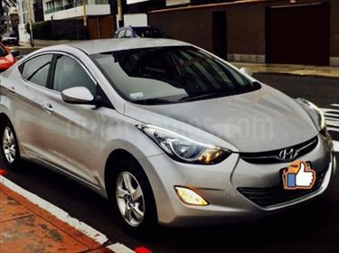 Foto venta Auto usado Hyundai Elantra  GLS 1.6L Aut (2012) color Plata precio $11,900